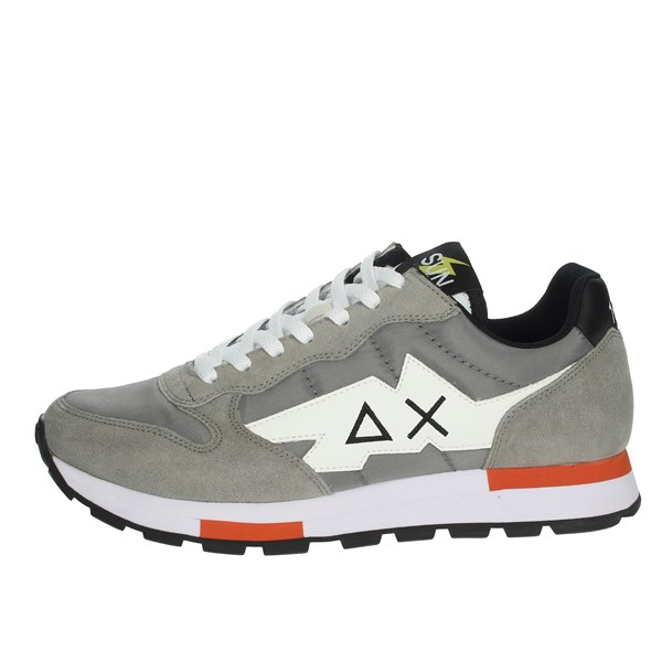 Sun68 Shoes Sneakers Grey Z30102
