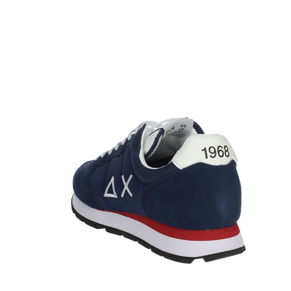 Sun68 Shoes Sneakers Blue Z30101