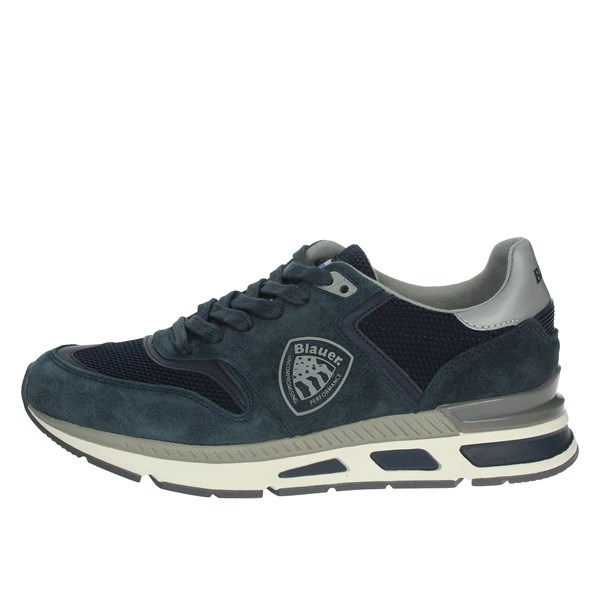 Blauer Shoes Sneakers Blue S0HILO01