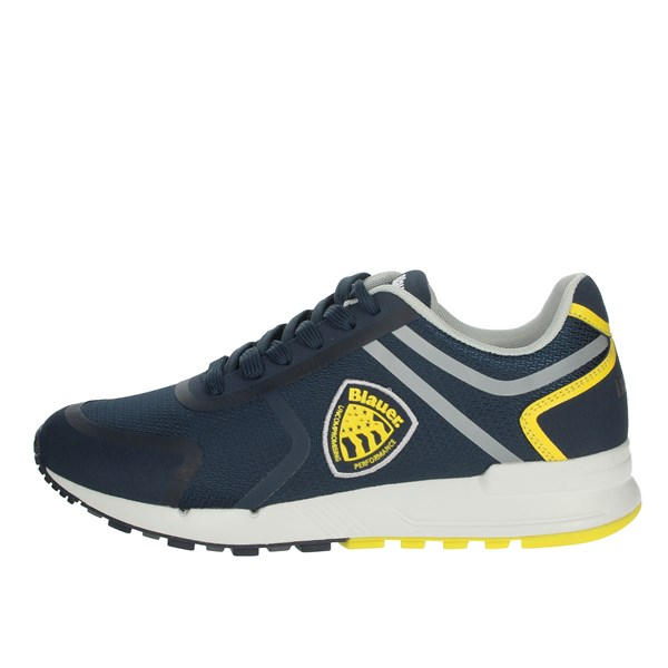 Blauer Shoes Sneakers Blue S0TYLER02