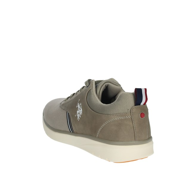 U.s. Polo Assn Shoes Sneakers dove-grey YGOR4169S0