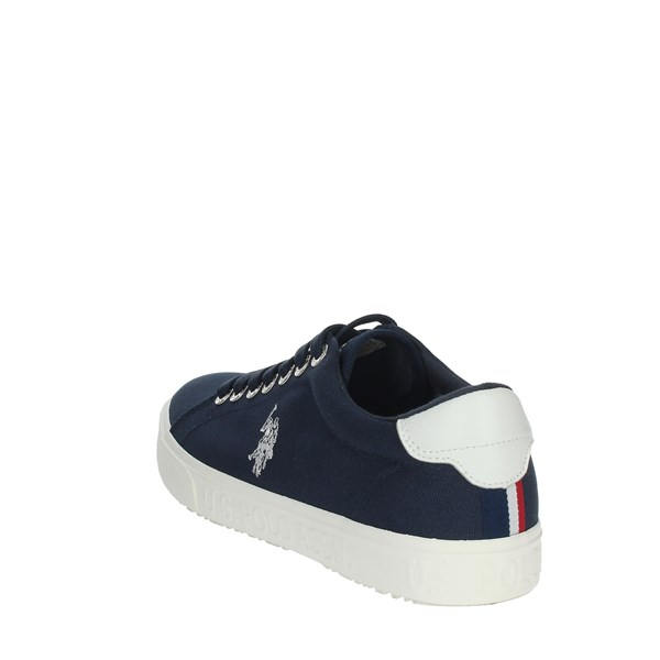 U.s. Polo Assn Shoes Sneakers Blue MARCS4082S0