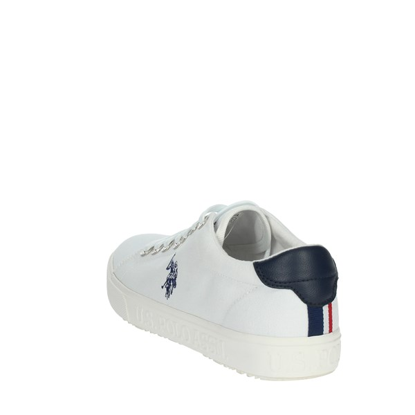 U.s. Polo Assn Shoes Sneakers White MARCS4082S0