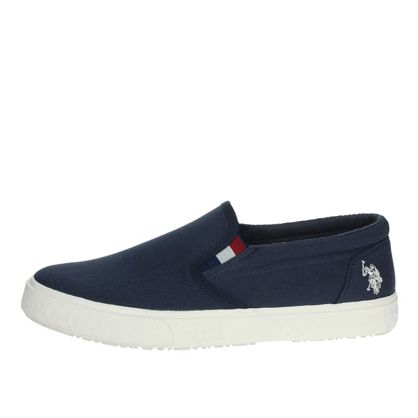 U.s. Polo Assn Shoes Sneakers Blue MARCS4079S0