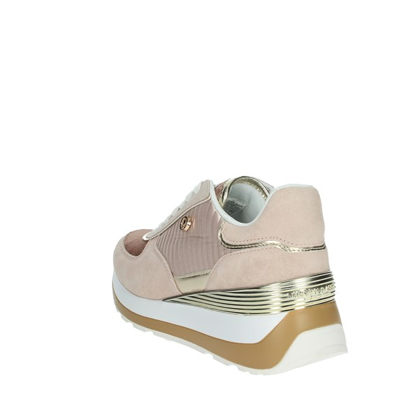 U.s. Polo Assn Shoes Sneakers Light dusty pink YLA4091W9