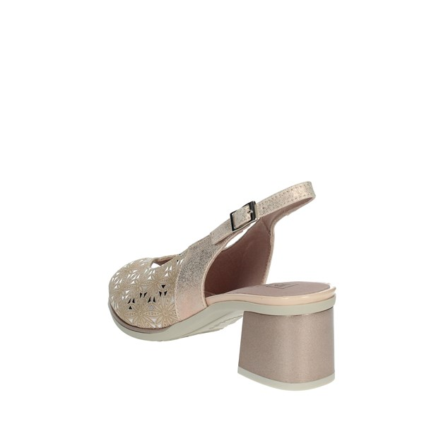 Pitillos Shoes Sandals Light dusty pink 6170