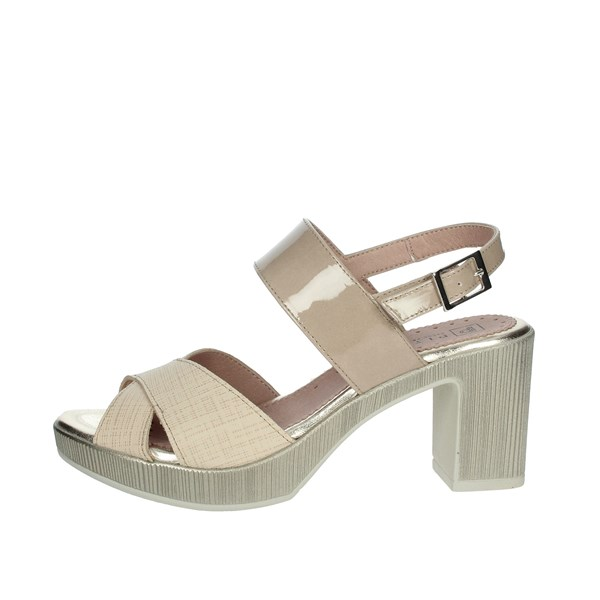 Pitillos Shoes Sandals Beige 2024