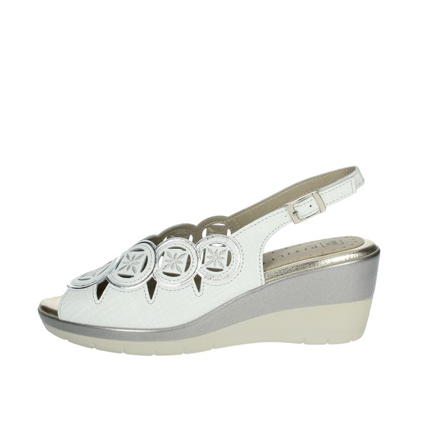 Pitillos Shoes Sandals White 6031