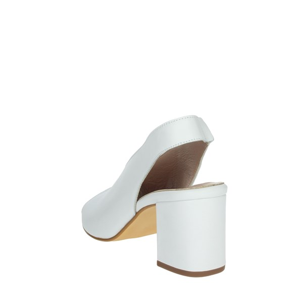 Paola Ferri Shoes Sandals White D5259