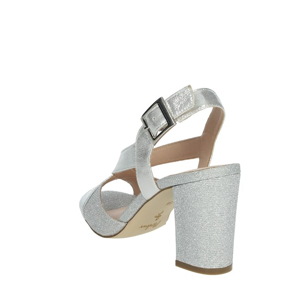 Menbur Shoes Sandals Silver 21419