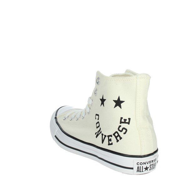 Converse Shoes Sneakers Creamy white 167067C