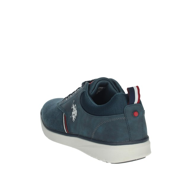 U.s. Polo Assn Shoes Sneakers Blue YGOR4169S0