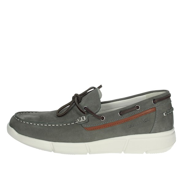 Lumberjack Shoes Moccasin Grey SM59902-002