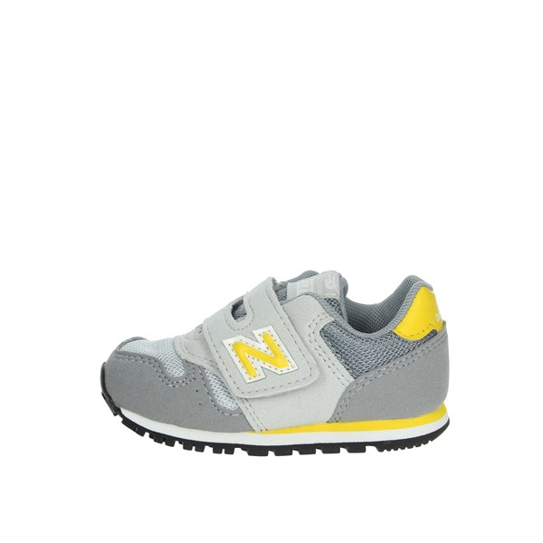 New Balance Shoes Sneakers Grey/Yellow  IV373AG