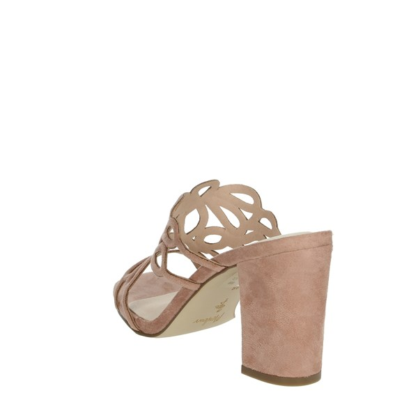 Menbur Shoes Sandals Light dusty pink 21298