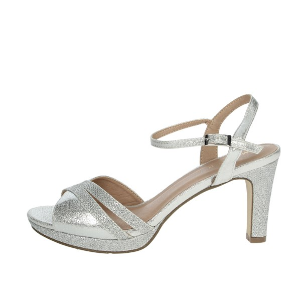 Menbur Shoes Sandals Silver 21224