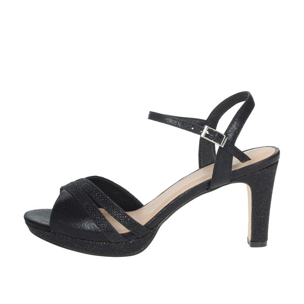 Menbur Shoes Sandals Black 21224