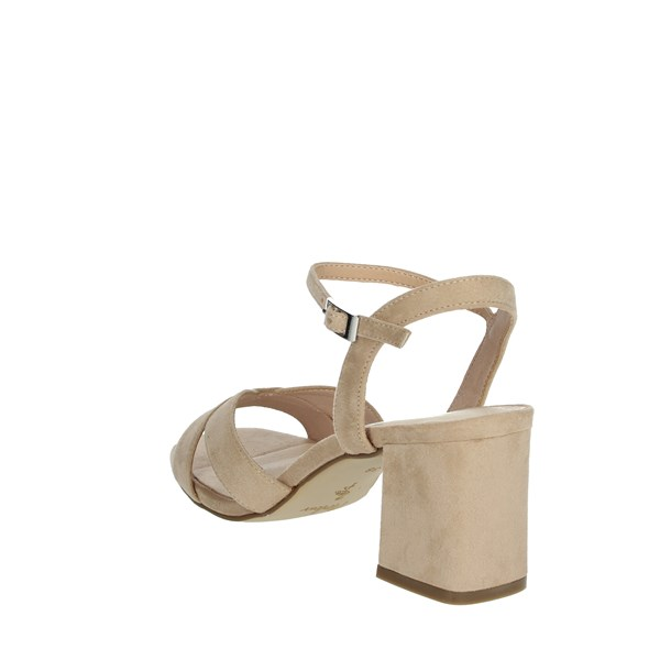 Menbur Shoes Sandals Beige 21862