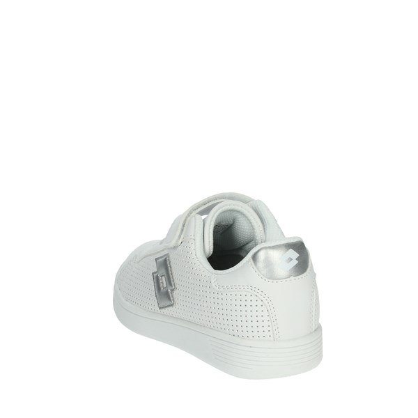 Lotto Shoes Sneakers White/Silver 213689
