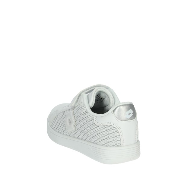 Lotto Shoes Sneakers White/Silver 213690