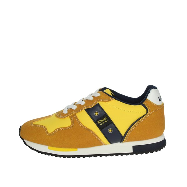 Blauer Shoes Sneakers Yellow S0DASH02