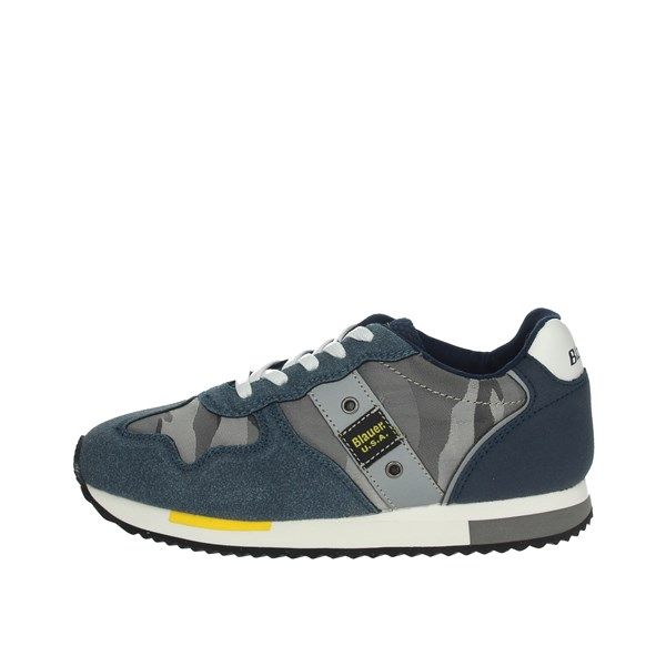 Blauer Shoes Sneakers Blue/Grey S0DASH02
