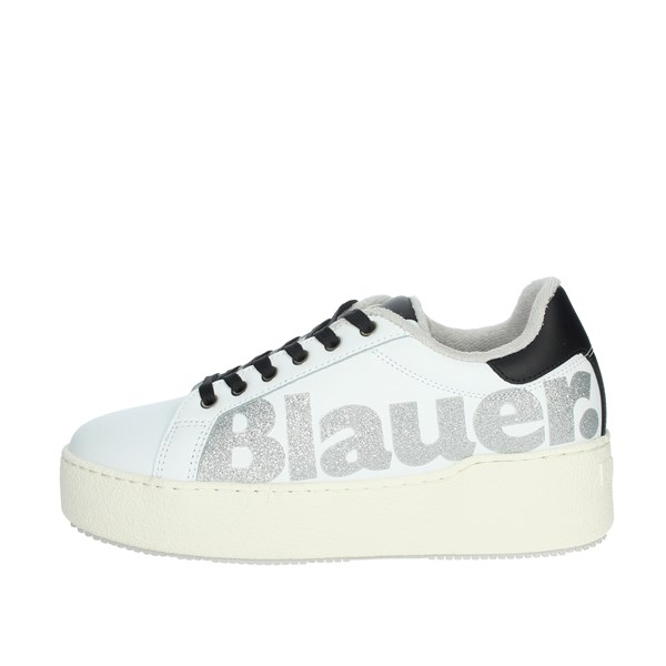 Blauer Shoes Sneakers White/Black S0MADELINE03