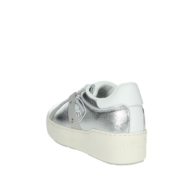 Blauer Shoes Sneakers Silver S0MADELINE02