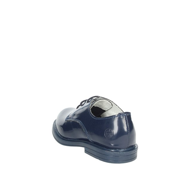 Melania Shoes Brogue Blue ME2259D0S.B