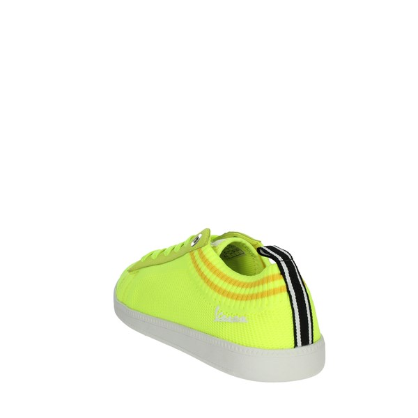 Vespa Shoes Sneakers Flash Yellow V00011-500-32