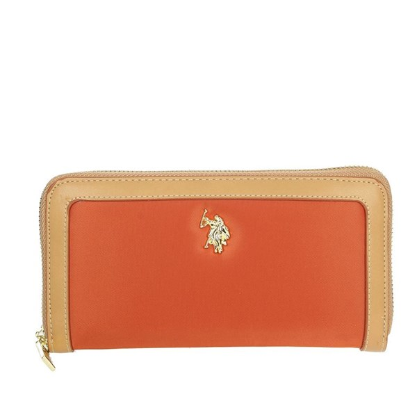 U.s. Polo Assn Accessories Wallets Orange BEUHU0108