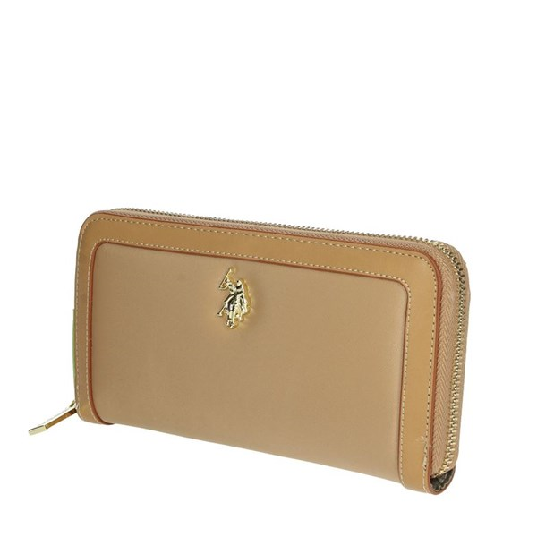 U.s. Polo Assn Accessories Wallets Beige BEUHU0108