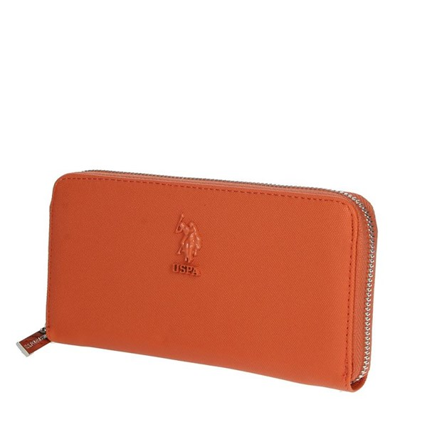 U.s. Polo Assn Accessories Wallets Orange BEUPO0285