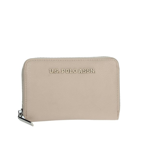 U.s. Polo Assn Accessories Wallets Beige BEUFF2789