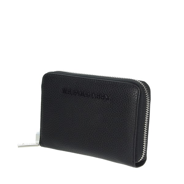 U.s. Polo Assn Accessories Wallets Black BEUFF2789