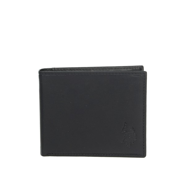 U.s. Polo Assn Accessories Wallets Black WEUGY2150