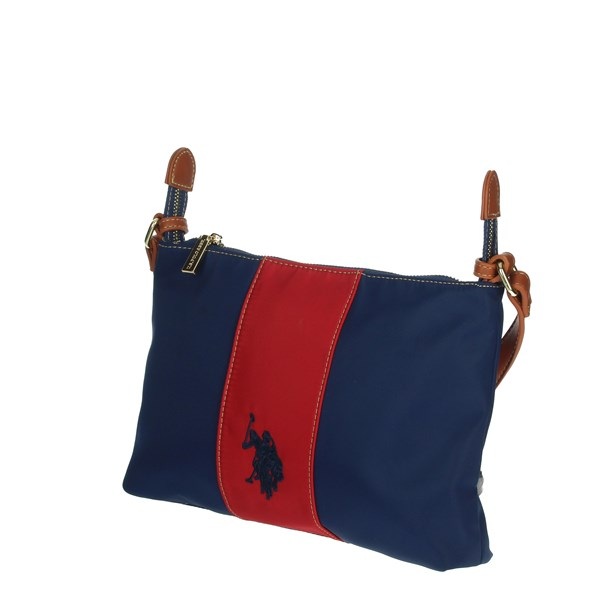 U.s. Polo Assn Accessories Bags Blue/Red BEUPK2824