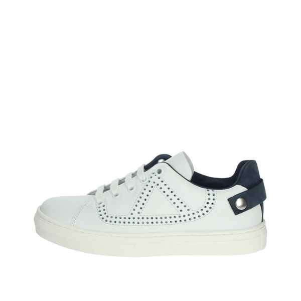 A.r.w. Shoes Sneakers White/Blue 6148VSAR