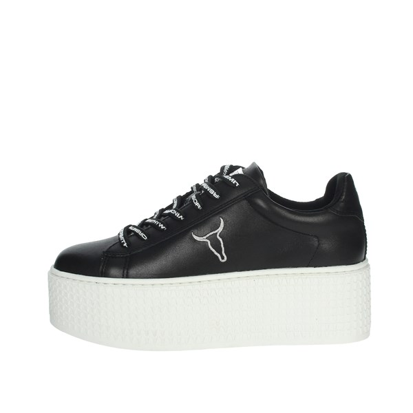 Windsor Smith Shoes Sneakers Black SEOUL