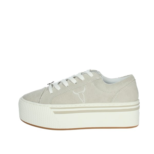 Windsor Smith Shoes Sneakers Ice grey SHADY