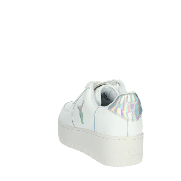 Windsor Smith Shoes Sneakers White/Silver ROSY