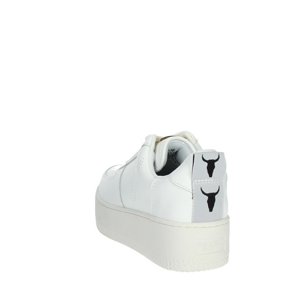 Windsor Smith Shoes Sneakers White RACERR