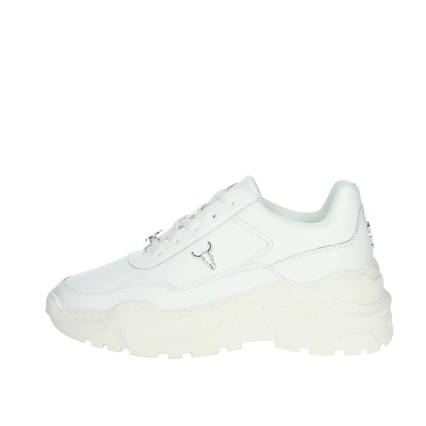 Windsor Smith Shoes Sneakers White CARTE