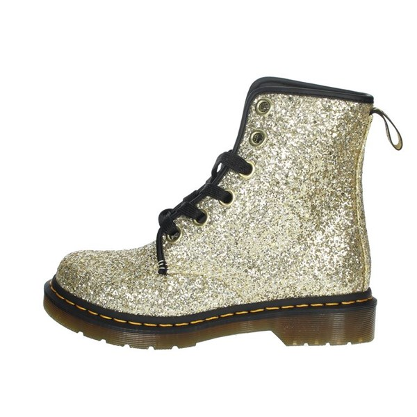 Dr Marten's Shoes Boots Gold 1460