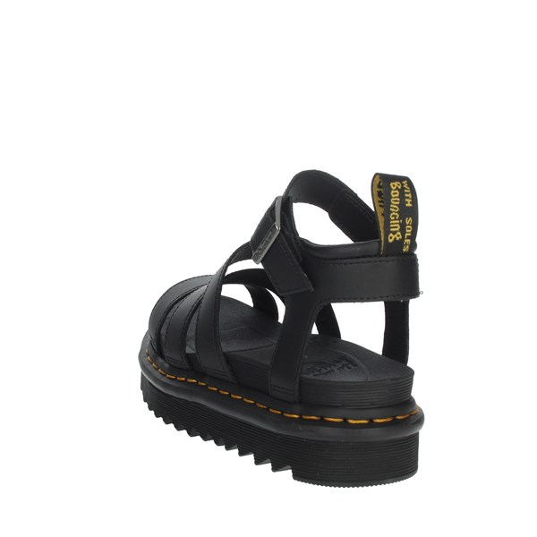 Dr Marten's Shoes Sandals Black BLAIRE
