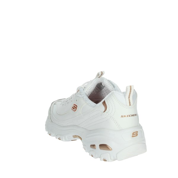 Skechers Shoes Sneakers WHITE / POWDER 11931