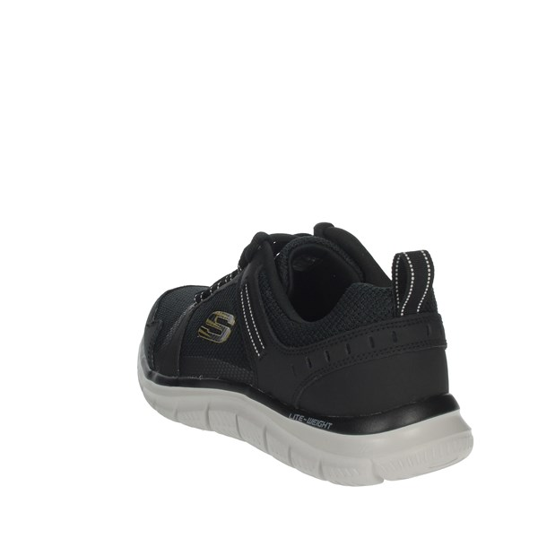 Skechers Shoes Sneakers Black/Gold 232001
