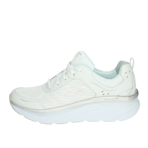 Skechers Shoes Sneakers White/Silver 149023