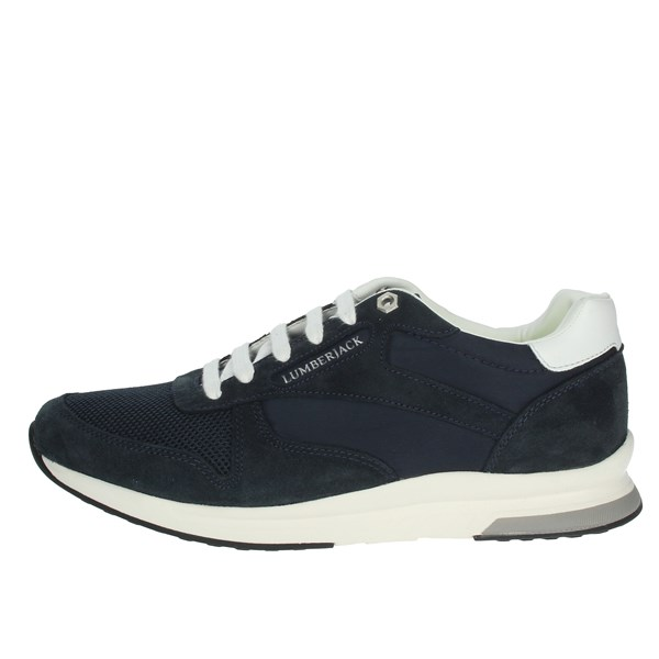 Lumberjack Shoes Sneakers Blue SM87012-001