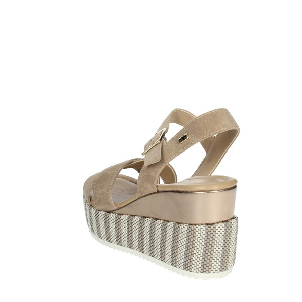 Valleverde Shoes Sandals Beige 32435
